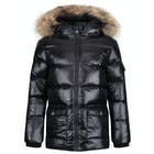 Pyrenex Authentic Shiny Fur Girl's Down Jacket