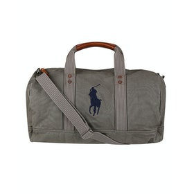 Marsupio Polo Ralph Lauren Big Pony Canvas - College Grey
