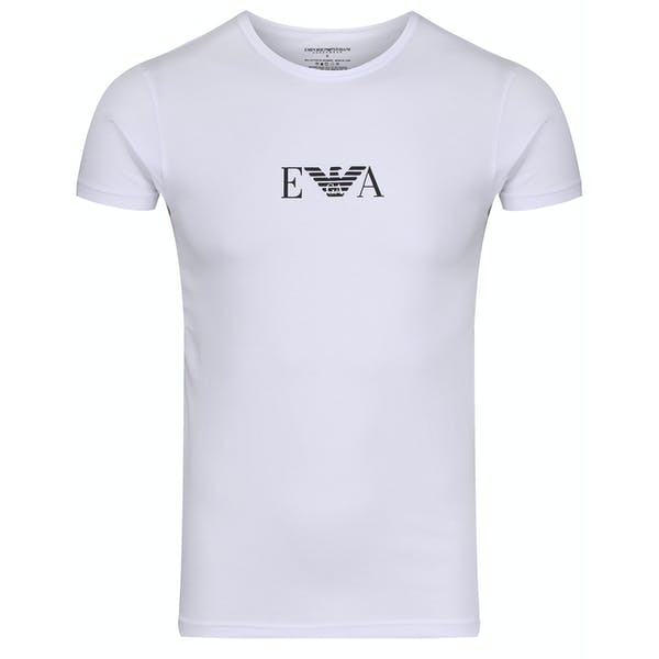Camiseta de manga corta Emporio Armani Core Eagle Two Pack