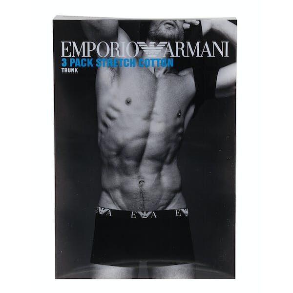 Braga Emporio Armani Core Three Pack