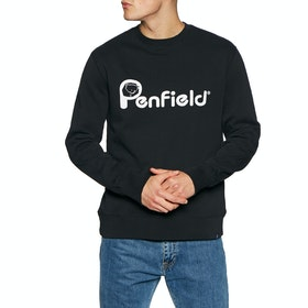 Penfield Capen Sweater - Black