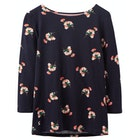 Joules Harbour Light Print Women's Top
