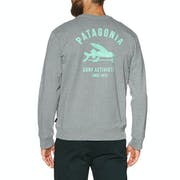 Patagonia Surf Activists Uprisal Crew Sweater