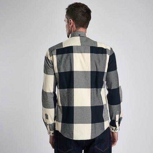 Camisa Barbour International Large Gingham
