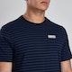 Barbour International Equal Stripe T Shirt