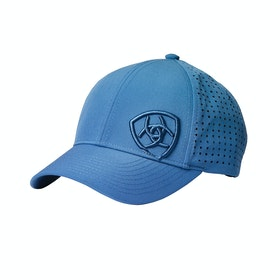 Ariat Tri Factor Cap - Blue Heather