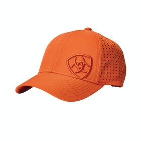 Ariat Tri Factor Cap - Red Clay