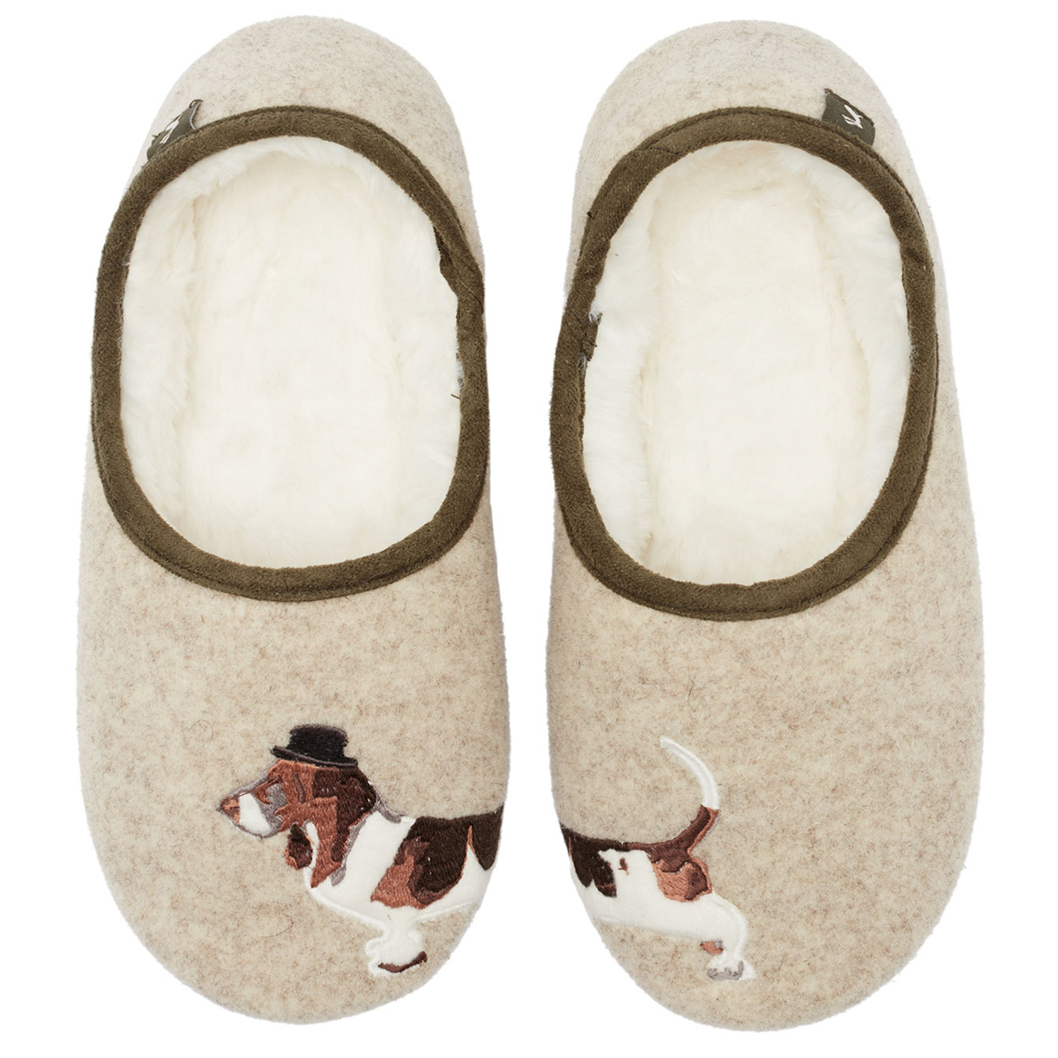 Joules Slippet Ladies Slippers from