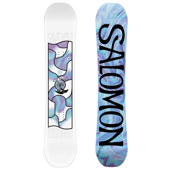Salomon Gypsy Womens Snowboard