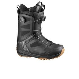 Salomon Dialogue Focus Boa Snowboard Boots - Black