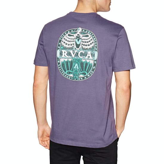 RVCA Opposites Short Sleeve T-Shirt