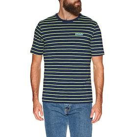 Oakley Urban Yd Lifestyle Short Sleeve T-Shirt - Foggy Blue