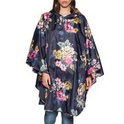 Joules 30th Anniversary Womens Poncho
