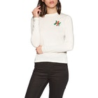 RVCA Tiger Attack Ladies Long Sleeve T-Shirt