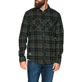 Fox Racing Traildust 2.0 Flannel Shirt - Black