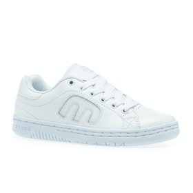 Etnies Callicut Womens Shoes - White