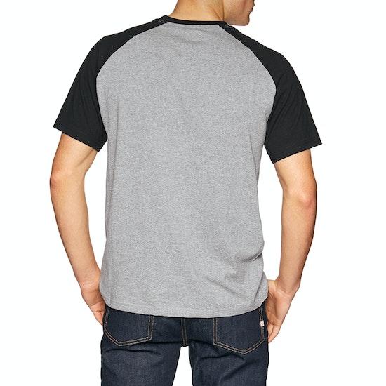 Element Basic Raglan Mens Short Sleeve T-Shirt