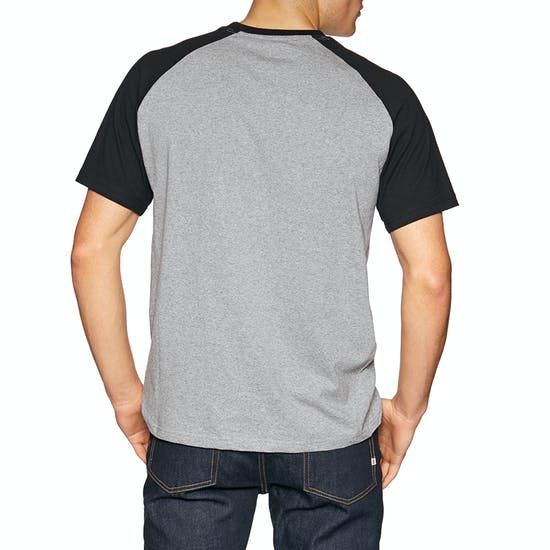Element Basic Raglan Mens Short Sleeve T-Shirt