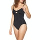 Seafolly Active Keyhole Maillot Womens Swimsuit