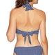 Seafolly Beachbelle Halter Bra Bikini Top