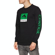Emerica Classic Combo Long Sleeve T-Shirt
