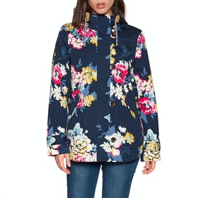Joules Coast Print Womens Jacket - Anniversary Floral
