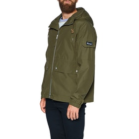 Penfield Halcott Jacket - Dark Olive