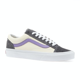 Vans Style 36 Shoes - Retro Sport Quiet Shade Fairy Wren