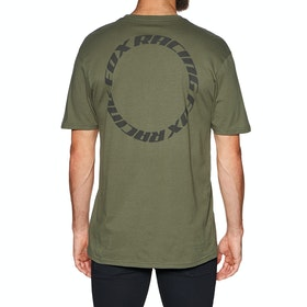Fox Racing Cyclone Premium Short Sleeve T-Shirt - Olive Green