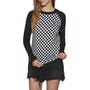 Checkerboard Black