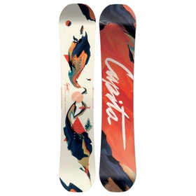 Capita Space Metal Fantasy Womens Snowboard - Multi