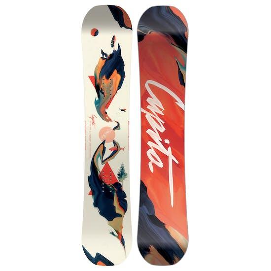 Capita Space Metal Fantasy Womens Snowboard