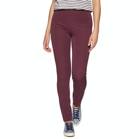 Joules Hepworth Womens Trousers - Port