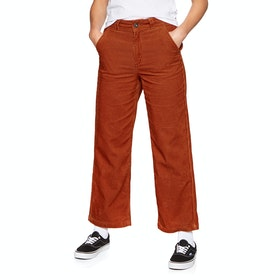 Vans Cordage Ladies Trousers - Potters Clay