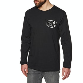 Deus Ex Machina Camperdown Long Sleeve T-Shirt - Black