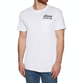 Deus Ex Machina Canggu Address T Shirt - White