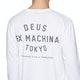 Deus Ex Machina Tokyo Long Sleeve T-Shirt
