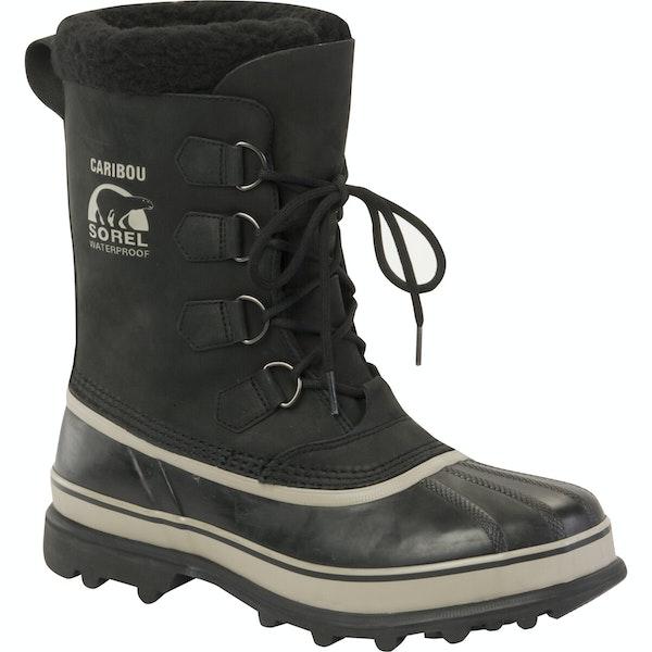 Sorel Caribou Faux Fur Men's Boots