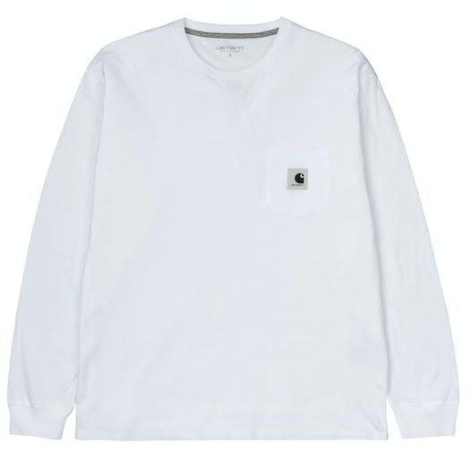 Carhartt Pocket Ladies LS T-Shirt