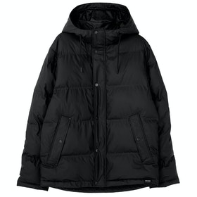Tretorn Baffle Waterproof Jacket - Black