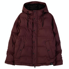 Tretorn Baffle Waterproof Jacket - Plum