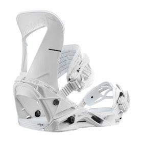 Salomon Hologram Snowboard Bindings - White