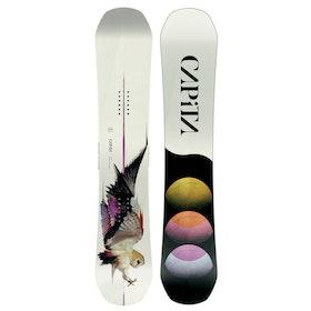Capita Birds Of A Feather Womens Snowboard - Multi