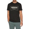 Billabong Trade Mark Short Sleeve T-Shirt - Black