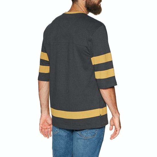 Primitive MTL Hockey Knit 3 Quarter Short Sleeve T-Shirt
