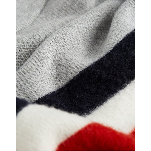 Tommy Hilfiger Soft Global Stripe Genser