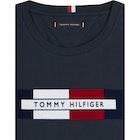 Tommy Hilfiger Box Rwb Logo Short Sleeve T-Shirt