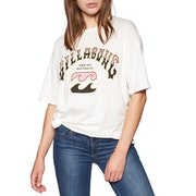 Billabong True Boy Womens Short Sleeve T-Shirt