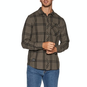 Fox Racing Voyd 2.0 Flannel Shirt - Dirt