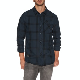 Fox Racing Voyd 2.0 Flannel Shirt - Midnight